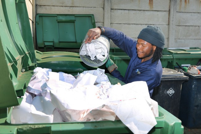 Cleaning Africa Waste Recycling Services