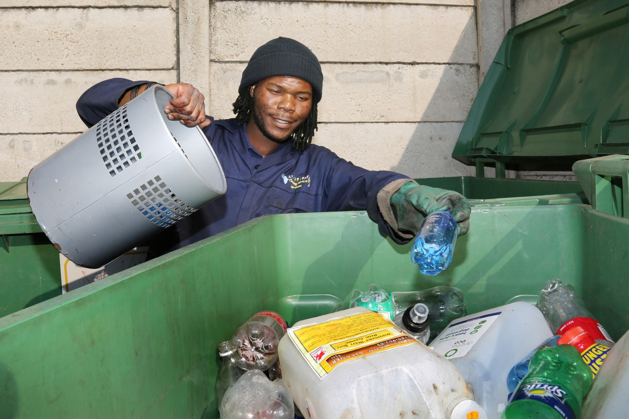 Cleaning Africa Waste Management Services