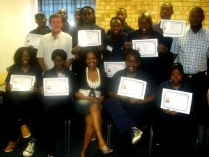 Cleaning Africa Services - Graduation Day