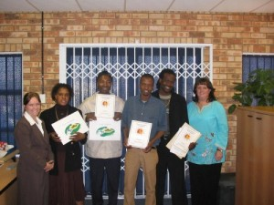 Cleaning Africa Services - Learnership Graduation