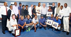 Nokuthula Learners celebrate the Anniversary of the Washbay Project