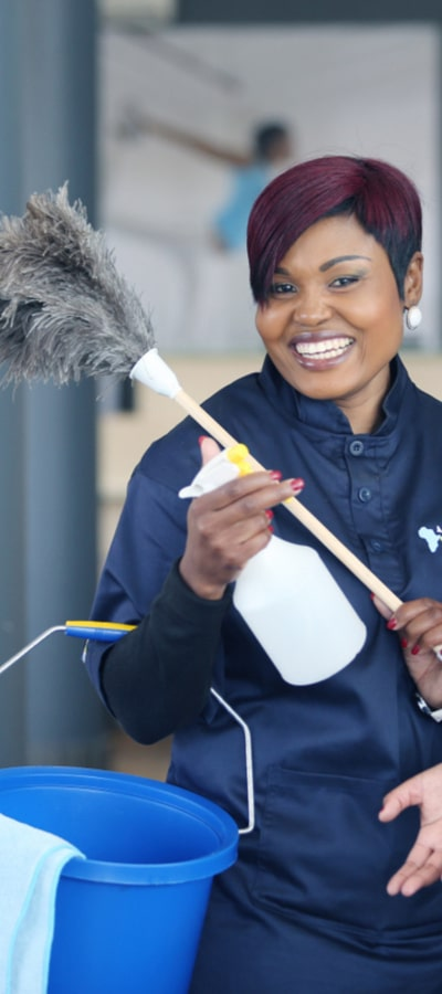 Once-Off Cleaning - Cleaning Africa Services